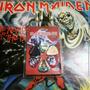 Pajuelas (uñas,puas,picks) Iron Maiden Estuche X 6