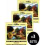 3 Sets De Cuerdas Nylon Alice Para Guitarra Clasica A106