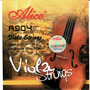 Set De Cuerdas Para Viola Alice A904