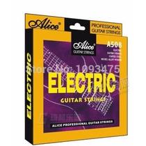 Cuerdas Alice Profesionales Para Guitarr Electric 09 Nuevas