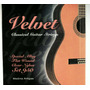 Cuerdas Velvet De Nylon Para Guitarras Clasicas Nuevas
