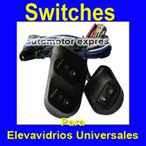 Switches Eleva Vidrio Universal