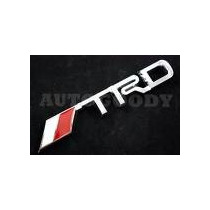 Emblema Trd ...!! Toyota Racing Development
