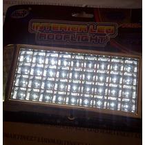 Lampara De Techo Universal Led Luz Blanca