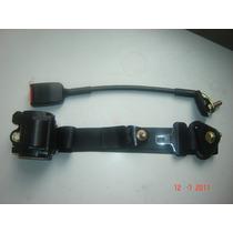 Cinturones De Seguridad Retractiles De Tres Puntos.