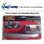 Porta Vasos Con Bandeja Retractil Top Racing