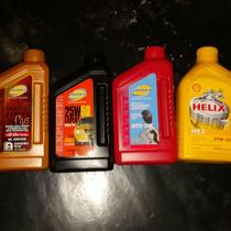 Aceite Shell Y Venoco Mineral 15w 40 20w 50 Y 25w 50