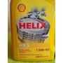 Aceite Shell 15w40 4 Litros Mas Filtro De Aceite