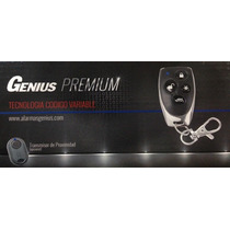 Alarma Genius Anti Escaner Premium Codigo Variable