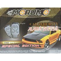 Alarmas Morumo Special Edition Anti-scanner
