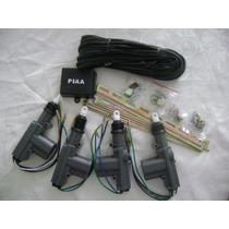 Kit Solenoide 4 Ptas Cierre Centralizado Original Piaa