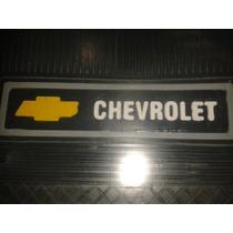 Alfombras 3 Piezas Originales Chevrolet Jimny