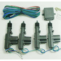 Selenoides Kit Completo Listo De Instalar Para 4 Puertas