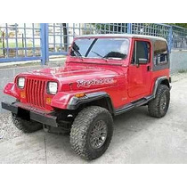 Tablero Jeep Wrangler Modelo Original