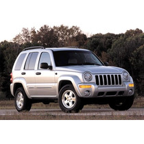 Kit Tablero Madera Cherokee Liberty 2002 - 2004 3m @@