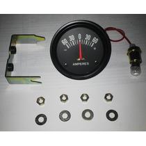 Reloj Amperimetro Universal