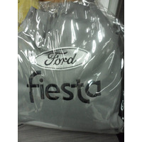 Forro Asiento Ford Fiesta Power 2004-2012 Lona Gris