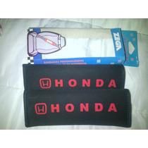 Bandana Forro Protectores Para Cinturones Honda Ss13 .