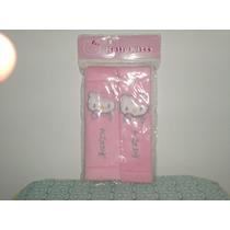 Bandana Para Cinturon De Seguridad Hello Kitty