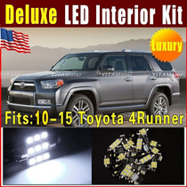 Kit De Led Interior Para Toyota 4runner 2003 - 2015 12 Pieza