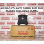 Air Bag Volante Camry 2007 2008 Original Toyota