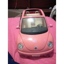 Carros Para La Barbie 2x1 Volkswagen Y Jeep Mattel