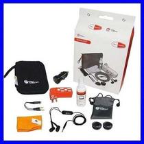 Kit De Viaje De Limpieza Y Accesorios Varios Para Laptops