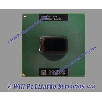 Procesador Intel Pentium M 740 Para Portatil