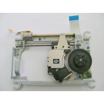 Lente Optico Pvr802w Con Mecanismo Para Ps2 Slim Serie 7000x