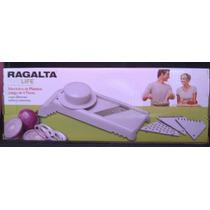 Mandolina 4pzs Blanca Ragalta