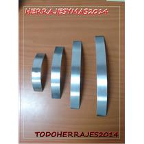 Tiradores Para Restaurar Tus Muebles 523-480 Aluminio