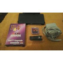 R4 Con Memoria De 4gb + Cargador Y Protector De Consola