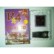 R*4 Para Todas Las Versiones 3ds/2ds/dsi