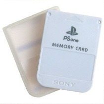 Memory Card Playstation Ps One 1 Scph-1020 15 Bloques 1 Mega