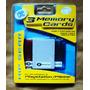 3 Memory Cards Para Playstation 1 Y Psone