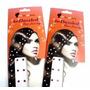 Stickers Danza Árabe Cristal Para El Cabello Paquete De 2