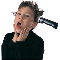 Cuchillo Cintillo Para Dirfraces Halloween