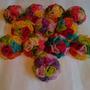 Flores De Tela Para Cintillos