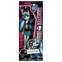 Muñecas Monster High Frankie Stein Originales Mattel