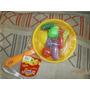 Juego De Alimentos Con Sartèn Amarillo Play Food Set