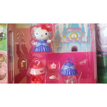 Muñeca Hello Kitty Kreisel Pinypon Princesas