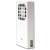 Ventilador Externo Mini Nintendo Wii Fan Cooler Cooling