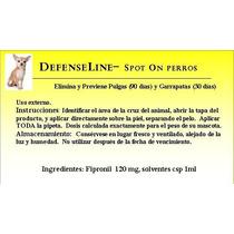 Pipetas Anti Pulgas Y Garrapatas Generico De Frontline