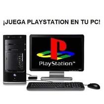 Emuladores De Playstation 1 Y 2 Para Computadora - Juega !