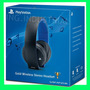 Audifonos Sony Gold Wireless Stereo Headset Ps3 Ps4 Psvita