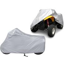 Forro Cobertor Para Motos Impermeable Polvo Sol Agua Atv