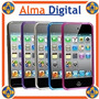 Forro Acrigel Ipod Touch 4g Protector Gel Tipo Manguera