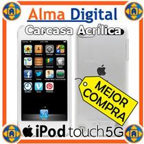 Carcasa Acrilico Ipod Touch 5 Estuche Protector Plastico