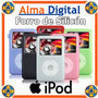 Forro Silicon Ipod Classic Video 30 60 80 120gb Estuche Goma