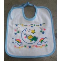 Babero Para Bebes Niñas Y Niños Baby Shower